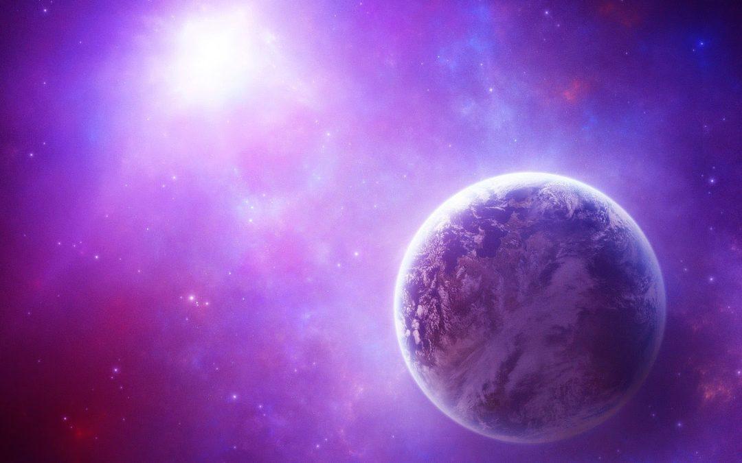 Les propriétés de la couleur violette