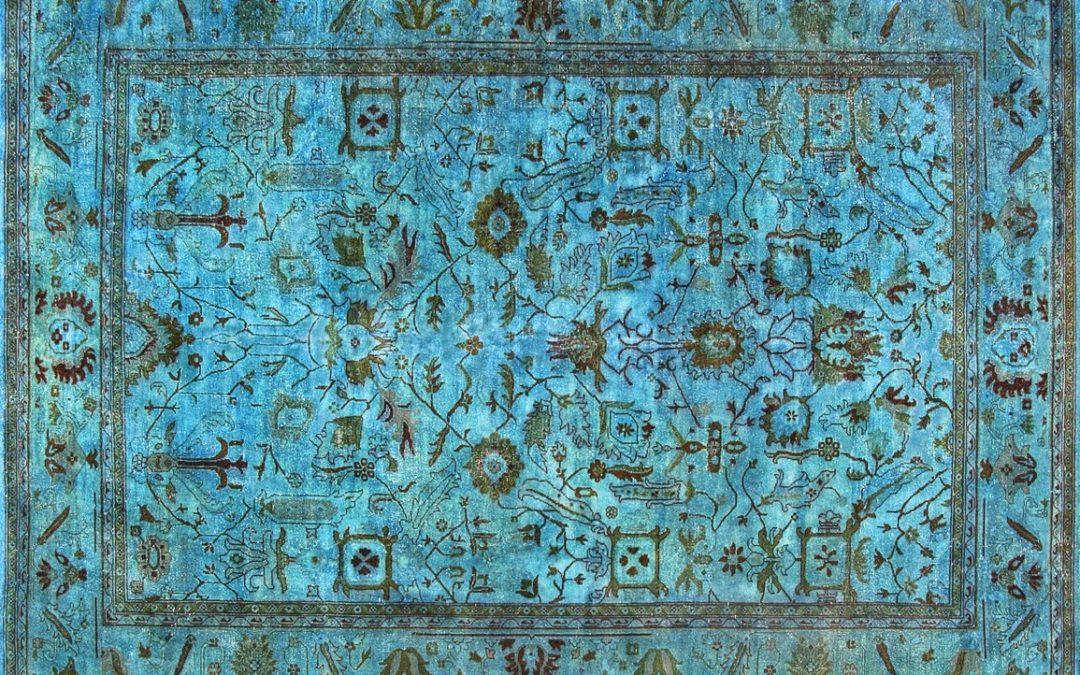 Les propriétés de la couleur turquoise