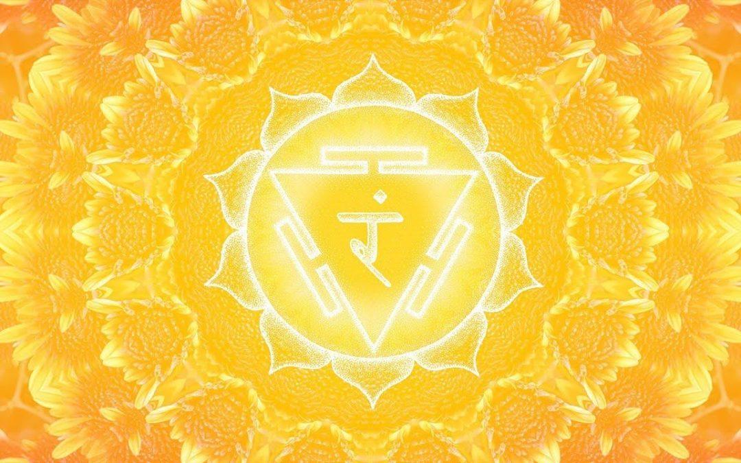 Troisième chakra: Je prends ma place dans le monde